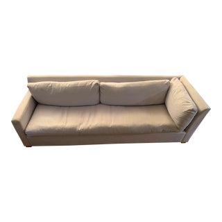 Restoration Hardware Gray Couch For Sale