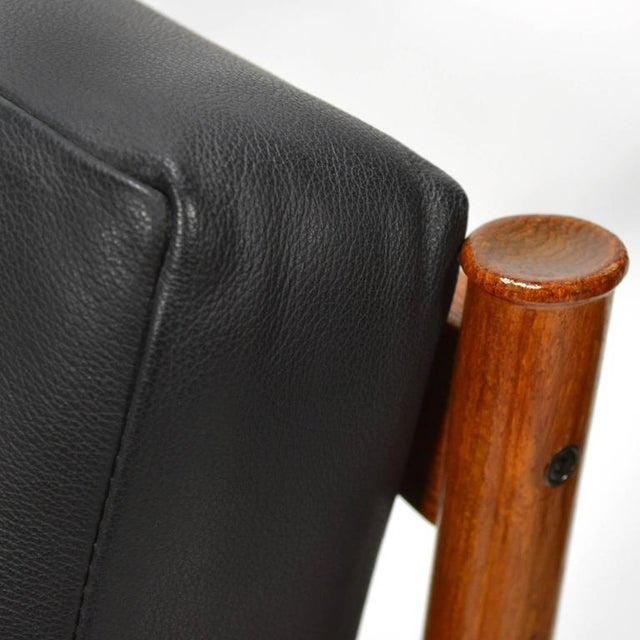 Peter Hvidt & Orla Mølgaard Nielsen Lounge Chairs by France & Son - Image 9 of 10
