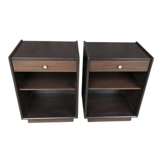 Midcentury Modern Harvey Probber Nightstands - a Pair