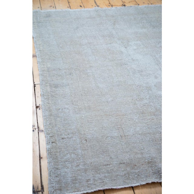 "Distressed Oushak Rug - 4'8"" X 7' - Image 10 of 10"