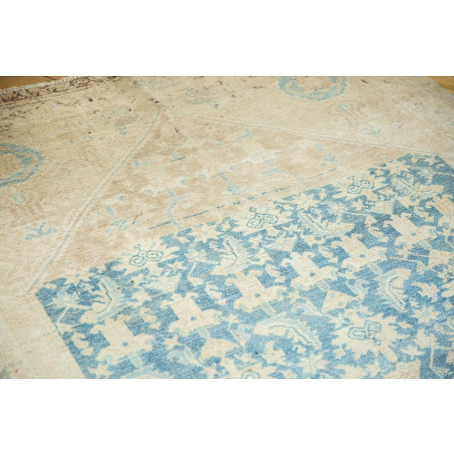 """Beige Vintage Distressed Malayer Rug Runner - 5'3"""" X 16'5"""" For Sale - Image 8 of 13"""