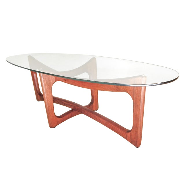 Mid-Century Modern Adrian Pearsall Coffee Table For Sale - Image 3 of 8