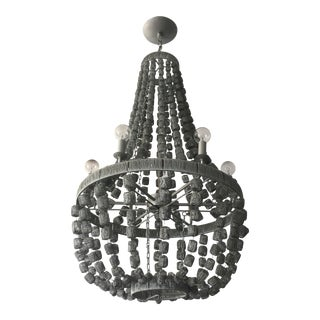 Arteriors Jada 6l Wire Wrapped Chandelier