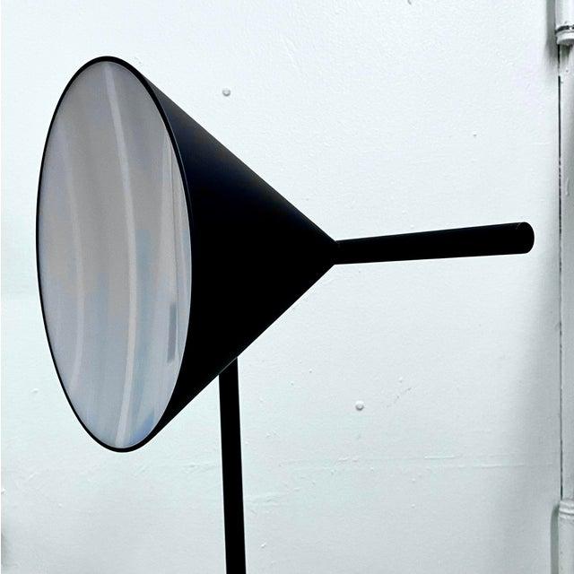 Metal Flos Black Captain Flint Contemporary Style LED Floor Lamp For Sale - Image 7 of 13