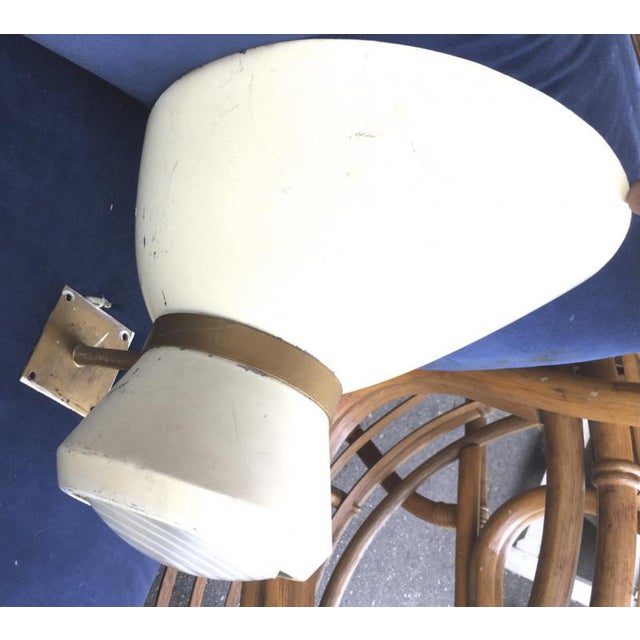 Contemporary Set of 16 Exceptional Fifties Italian Sconces For Sale - Image 3 of 5