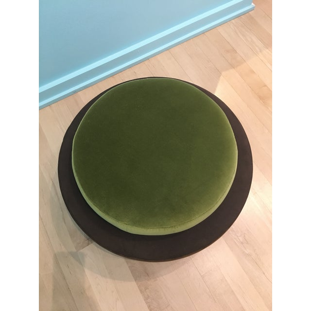 Contemporary Morlen Sinoway Stackable Ottoman For Sale - Image 3 of 5
