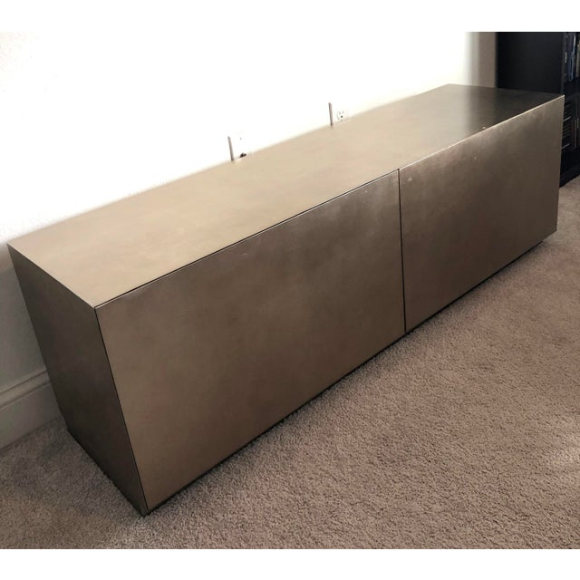 Small scale entertainment. 55-inches it's the perfect size for most flat screen televisions. Clean lines and streamlined,...