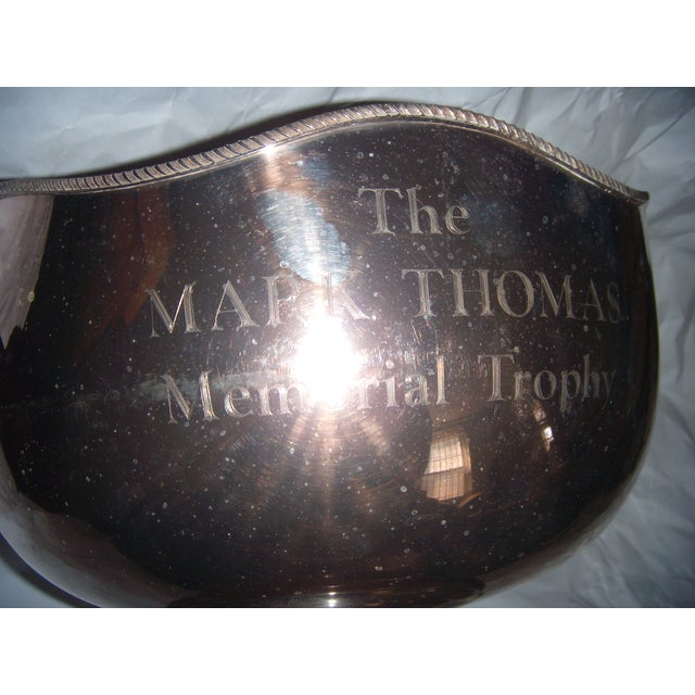 The Mark Thomas Memorial Cricket Trophy For Sale - Image 7 of 8