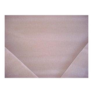 Ralph Lauren Grant Mohair Velvet Pebble Beige Upholstery Fabric - 3 1/4 Yards For Sale