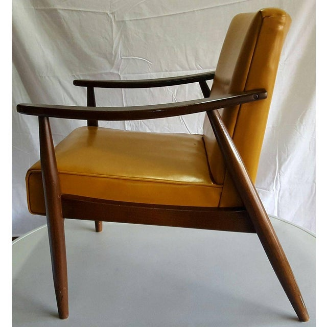 Mid-Century Modern Lounge Chair - Image 4 of 4