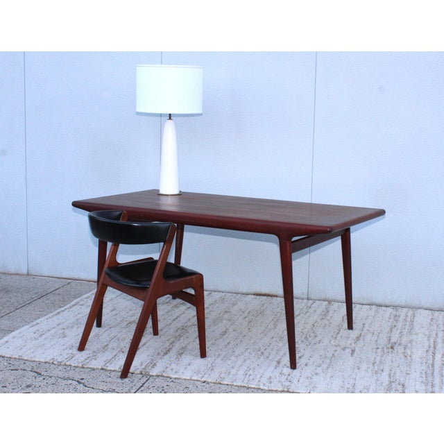 Stewart Ross James Attributed Modernist Table Lamp For Sale - Image 10 of 11