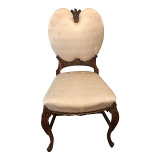 20th Century Vintage Side Chair For Sale