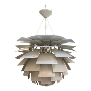 Louis Poulsen Ph Artichoke Poul Henningsen Extra White Pendant For Sale