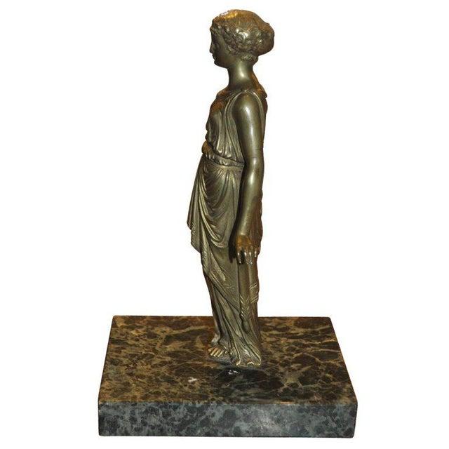 Pair of Vintage Bronze Ladies - Image 5 of 5