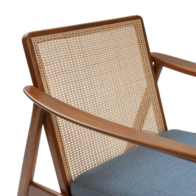 Pair of Folke Ohlsson / Dux Lounge Chairs For Sale - Image 9 of 12