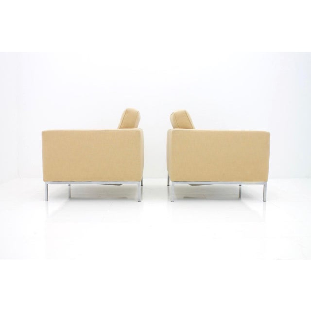 Florence Knoll Lounge Chairs for Knoll International For Sale - Image 6 of 10