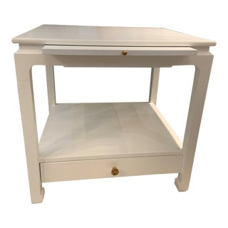 Alexa Hampton for Hickory Chair Side Table For Sale