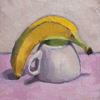 Banana Over Tea Cup II
