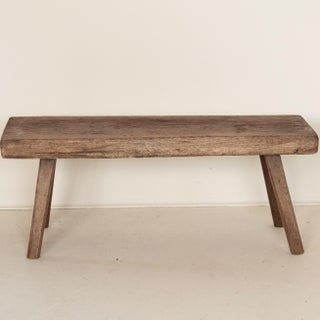 Mid 19th Century Antique Wood Bench Preview