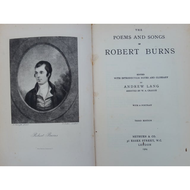 Poems and Songs Robert Burns - Image 6 of 6