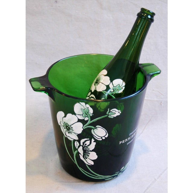 Perrier-Jouët Champagne Chiller Bucket For Sale In Los Angeles - Image 6 of 8
