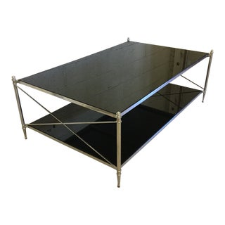 "Theodore Alexander ""Lindridge"" Cocktail Coffee Table For Sale"