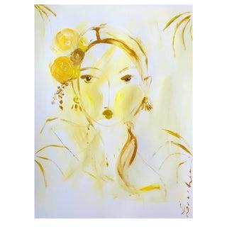 Splashes of Sunlight by Leslie Weaver For Sale