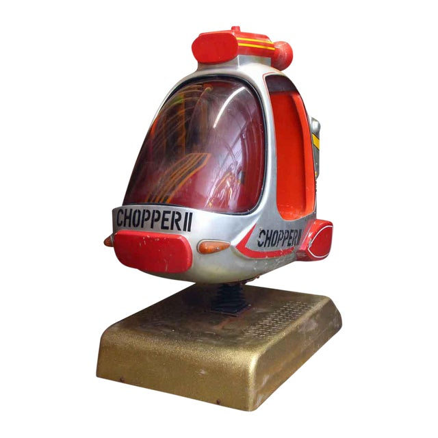 Chopper II Vintage Kiddy Ride For Sale