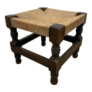 Safari Thebes Style Stool For Sale