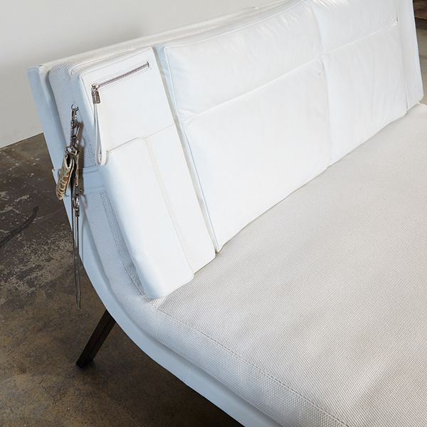 Minotti 'Carnaby Double' Day Bed For Sale - Image 5 of 7