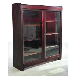 19th Century 2 Door Mahogany Bookcase Preview