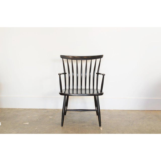 Bengt Akerblom Easy Chair With Arms, 1960's for Nesto Sweden For Sale - Image 4 of 4