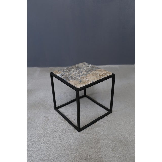 Mid-Century Modern Domino Magazine Rack With Table by Jorge Zalszupin For Sale - Image 3 of 5