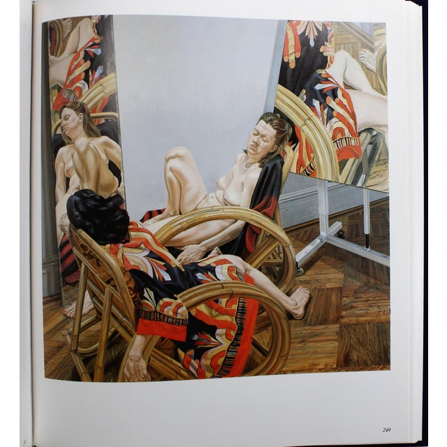 Philip Pearlstein: The Complete Paintings, First Edition For Sale In New York - Image 6 of 11