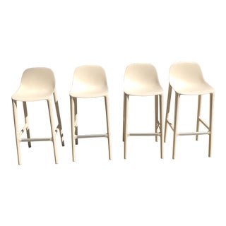 Phillipe Starck for Emeco Broom Bar Stools - Set of 4 For Sale
