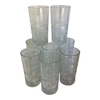 Waterford Marquis Crosby Hi-Ball Glasses - Set of 8