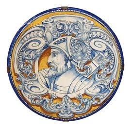 Image of Faience Decorative Plates