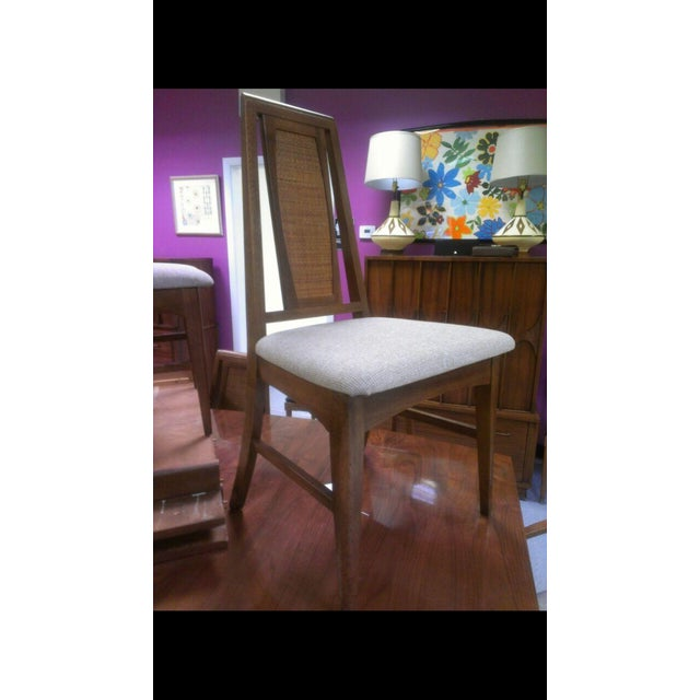 Mid-Century Modern Dining Chairs - Set of 8 - Image 2 of 3