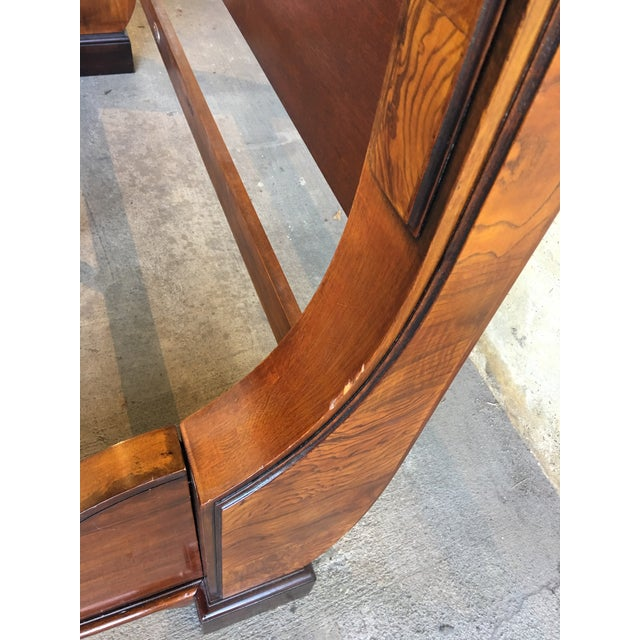 Henredon Historic Natchez Collection Queen Size Bedframe For Sale In Washington DC - Image 6 of 13