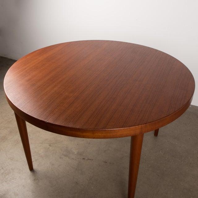 Vintage Danish Teak Dining Table