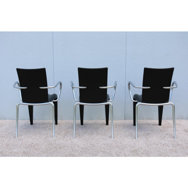 Aluminum 1997 Vintage Philippe Starck for Vitra Louis 20 Armchair For Sale - Image 7 of 13