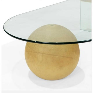 Final Markdown > 1960s Glass and Stoner Ball Coffee Table Preview