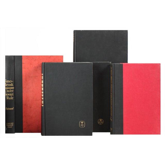Accented World History: Ebony & Crimson Books - Set of 20 - Image 2 of 2