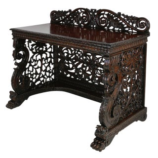 Early 19th Century Anglo-Indian Console