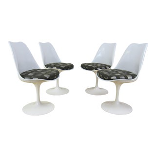 Eero Saarinen Tulip Chairs for Knoll - Set of 4