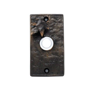 Rectangle Maple Leaf Doorbell For Sale