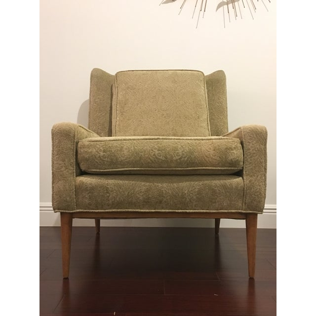 1960s Mid Century Modern Paul McCobb for Directional Lounge Chair For Sale - Image 5 of 5