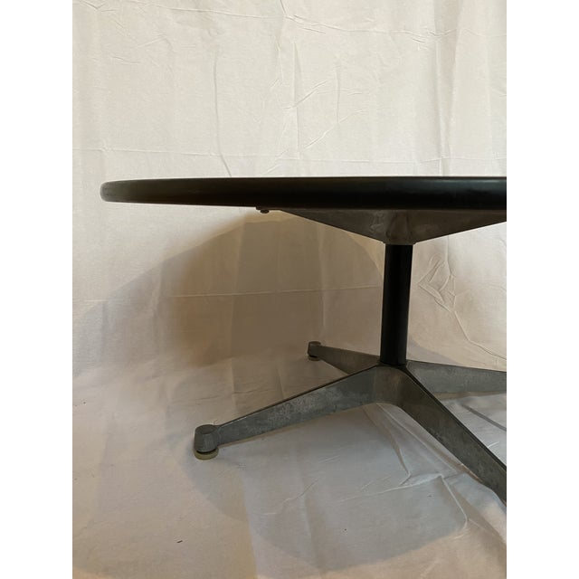 Metal Mid-Century Eames Coffee Table For Sale - Image 7 of 10