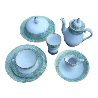 China Porcelain Serving Pieces - Set of 8