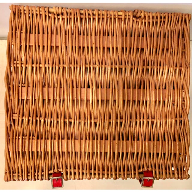 Brexton Picnic Basket for Two For Sale - Image 9 of 10